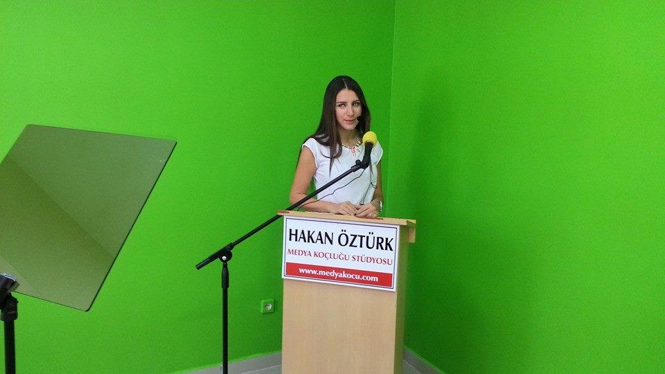 Hakan Öztürk Medya Ve İletişim Koçluğu Stüdyoları Ses, Sunum Çalışmaları