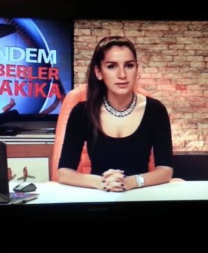 Hakan Öztürk Medya Koçluğu Stüdyosu Spikerlik- Sunuculuk