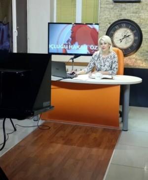 Spikerlik Çalışmaları Hakan Öztürk Medya Koçluğu Stüdyosu