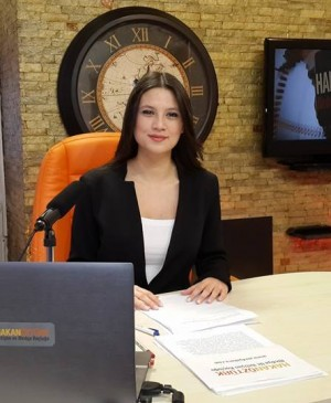 Haber Spiker Adayı Hakan Öztürk Medya Koçluğu Stüdyosu