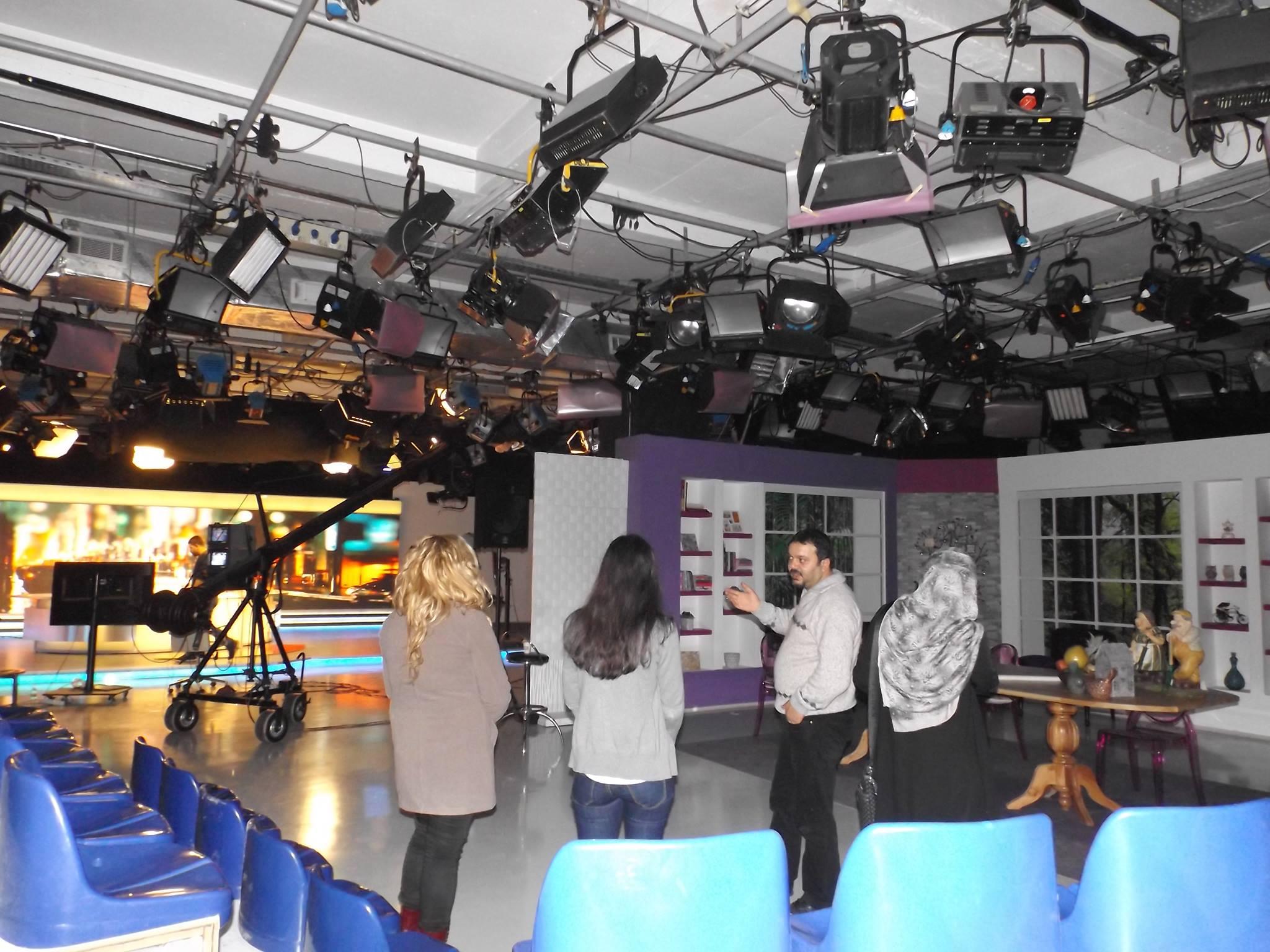 Hakan Öztürk Medya Koçluğu Stüdyosu Spikerlik Çalışmaları