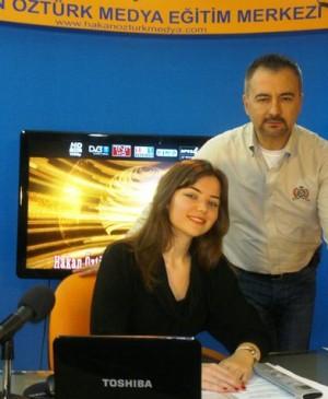 Hakan Ozturk Medya Egitim Merkezi
